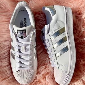 Women's New Adidas Superstar Sneakers   Poshmark